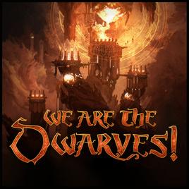 We Are the Dwarves! - logo