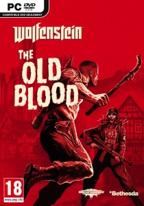 Wolfenstein - The Old Blood - cover