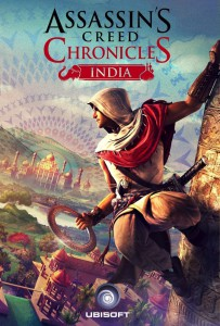 Assassin's Creed Chronicles India - cover