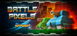 Battle Pixels - logo