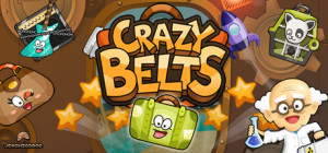 Crazy Belts - logo