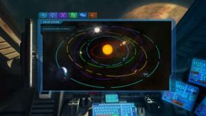 J.U.L.I.A. - Among the Stars - système solaire