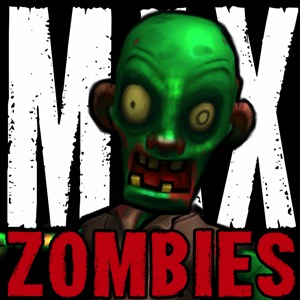 Max Bradshaw and the Zombie Invasion -  icon