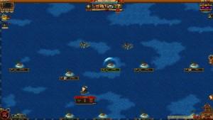 Pirates Tides Of Fortune - carte