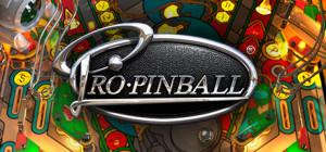 Pro Pinball Ultra - logo