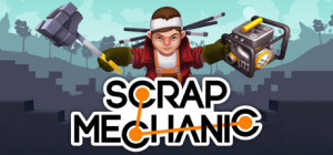 Scrap Mechanic - logo