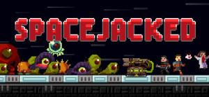 Spacejacked - logo