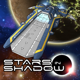 Stars in Shadow - logo