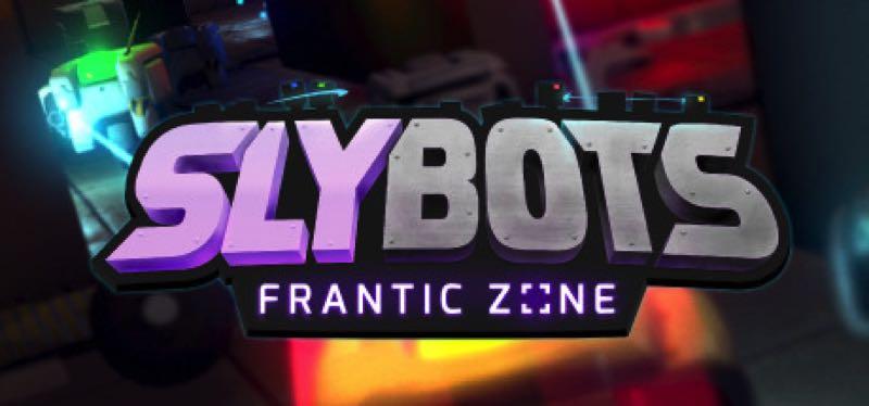test slybots frantic zone la version pour steam blog des jeux ind pendants. Black Bedroom Furniture Sets. Home Design Ideas