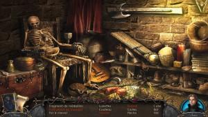 Vampire Legends - objets cachés