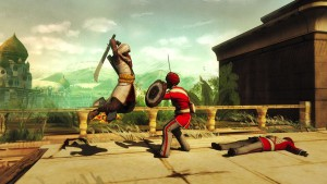 Assassin's Creed Chronicles - India - combat