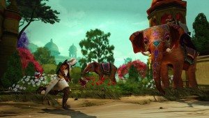 Assassin's Creed Chronicles - India - éléphant