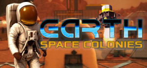 Earth Space Colonies - logo