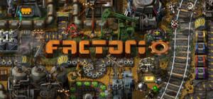 Factorio - logo