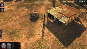 Forsaken Fortress Strategy - début