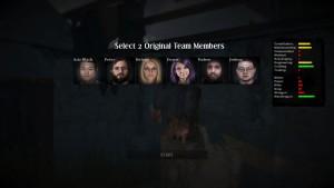 Forsaken Fortress Strategy - survivants