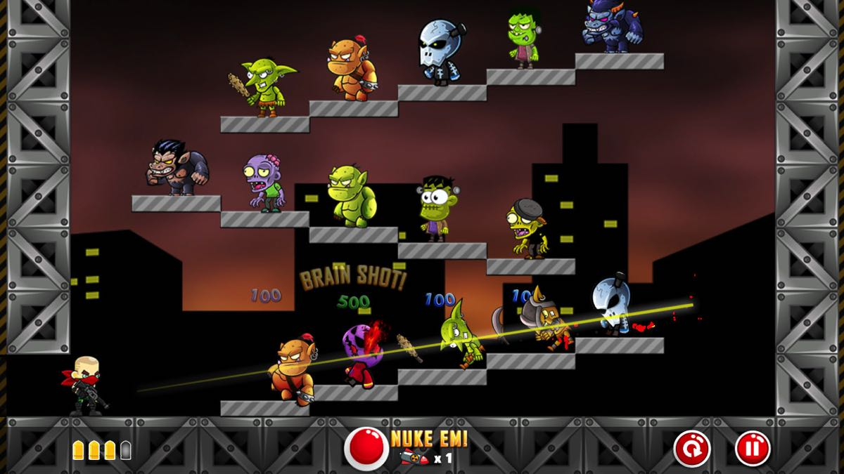 Monster Smash Squad