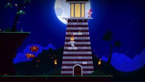 Moonlight - phare