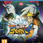 Naruto Shippuden - Ultimate Ninja Storm 4 - cover