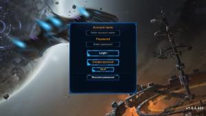 Nebula Online - connexion