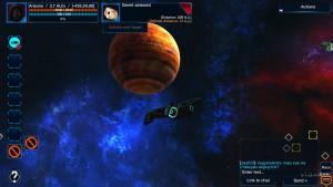 Nebula Online - minage