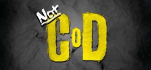 NotCoD - logo