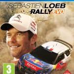 Sébastien Loeb - Rally Evo - cover