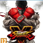 Street Fighter V - cover