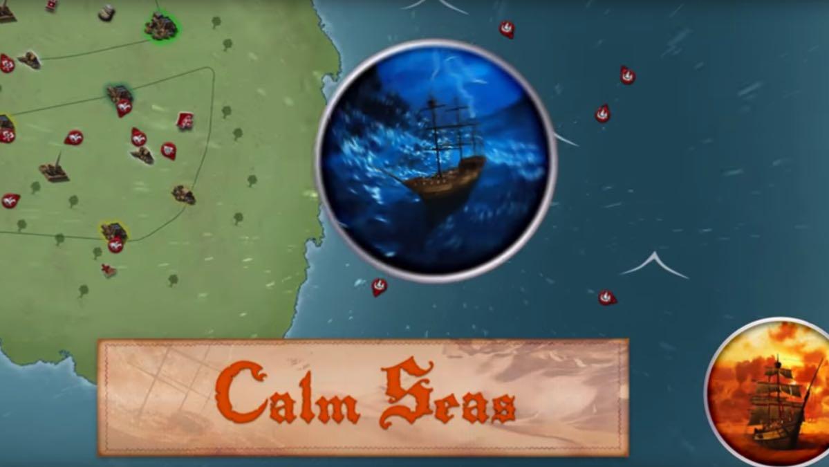 Stronghold Kingdoms – Island Warfare