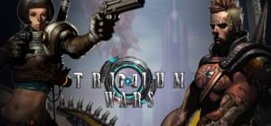 Trinium Wars - logo