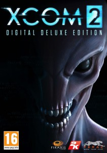 XCOM 2 Digital Deluxe Edition - cover