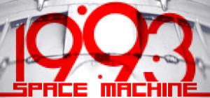 1993 Space Machine - logo