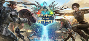 ARK Survival Of The Fittest - logo