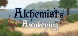 Alchemist's Awakening - logo