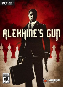 Alekhine's Gun - cover