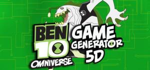 Ben 10 Game Generator 5D - logo