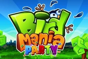 Bird Mania Party - logo