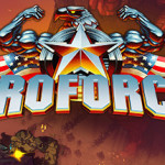 Broforce -- logo