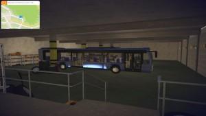 Bus Simulator 16 - entrepot