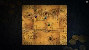 Chesster - carte
