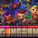 Enter the Gungeon - logo