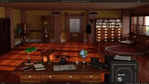 GearCity - bureau