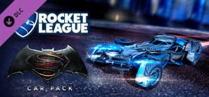 Rocket League - Batman v Superman - logo