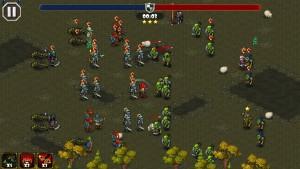 Royal Heroes - combat