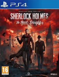 Sherlock Holmes - The Devil's Daughter - cover