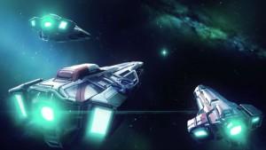 Sid Meier's Starships - départ