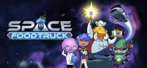Space Food Truck - logo