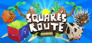 Square's Route -logo