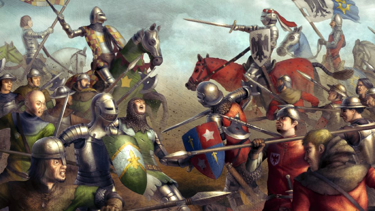 Stronghold Kingdoms sur iOS & Android