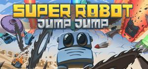 Super Robot Jump Jump - logo